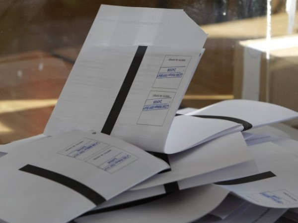 Хартиените бюлетини за парламентарните избори на 4 април ще са