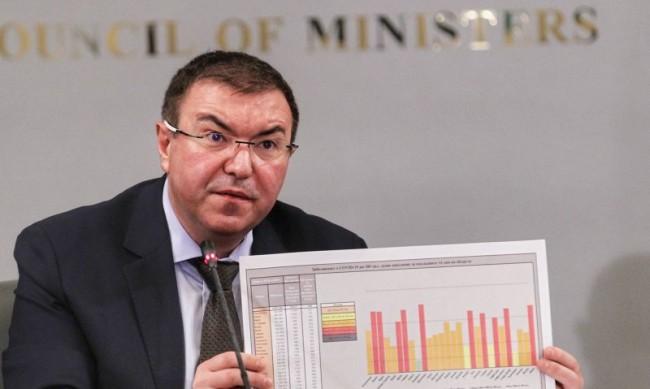 Ангелов уверен: До месец и половина ще контролираме епидемията