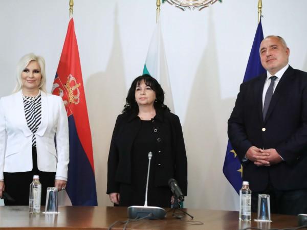 Чрез изграждането на интерконектора България-Сърбия сръбската държава също ще има