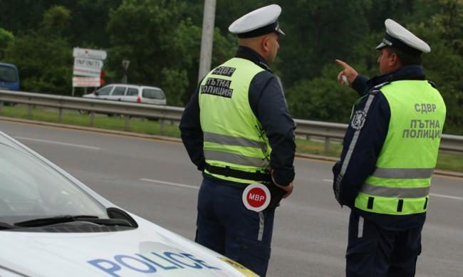 Пътна полиция започва масови проверки до 3 март