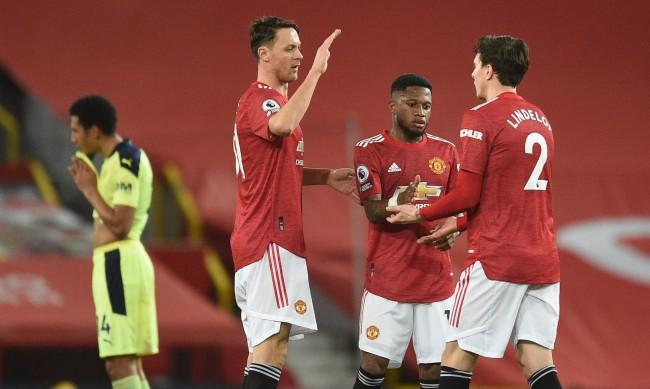 Ман Юнайтед срещу Милан на 1/8 финал на Лига Европа