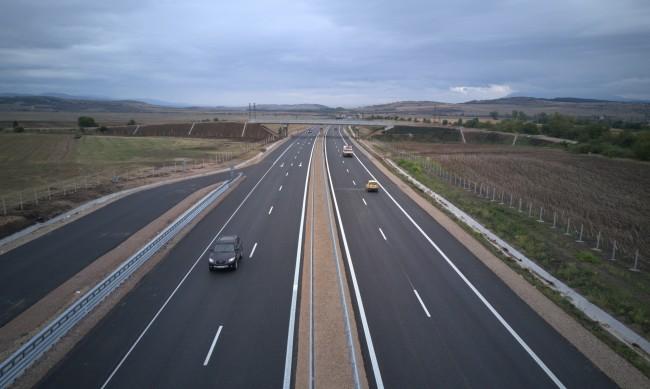 """Магистрала """"Европа"""" може да е готова в началото на 2023 г."""