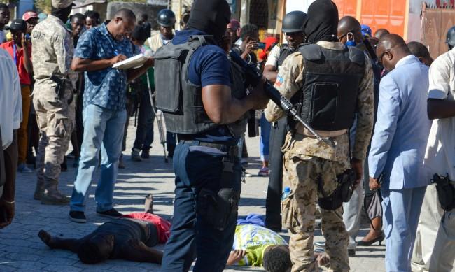 25 убити и 200 на свобода след бягство от затвора в Хаити