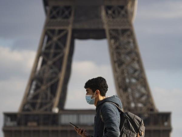 Френските власти потвърдиха 25 207 нови случаи на коронавирус в