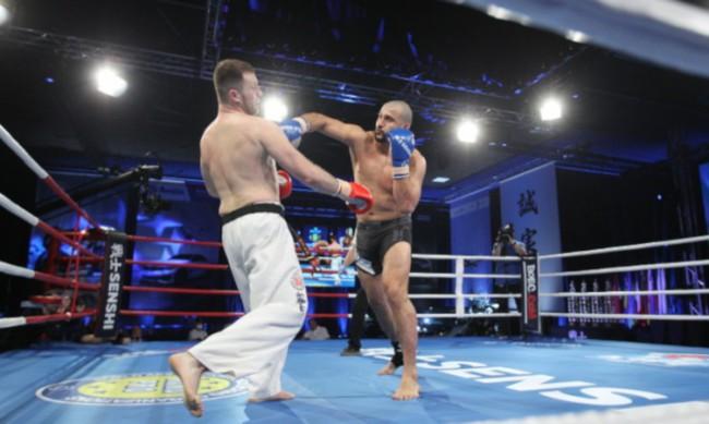 Трета българска победа на SENSHI 7