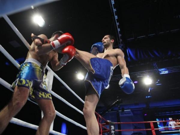 Петър Стойков е новият европейски шампион на WAKO PRO в