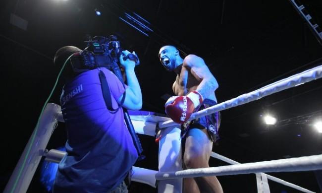 Едуард Алексанян взе с нокаут европейската титла на WAKO PRO