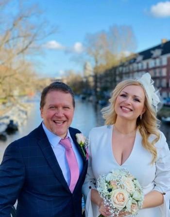 Веско Ешкенази се ожени в последните дни на юбилейната си година