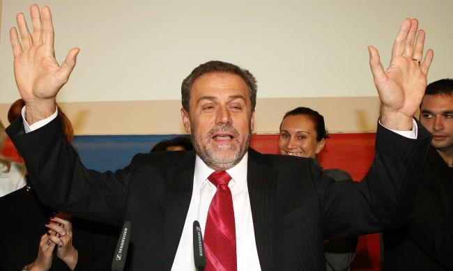 Почина кметът на хърватската столица Милан Бандич