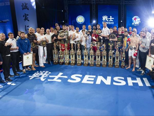 Седмото издание на международната бойна верига SENSHI надмина всички очаквания