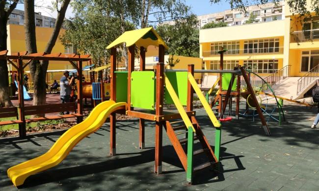 Съдът отсече: 1000 лв. глоба за шамар в детска градина