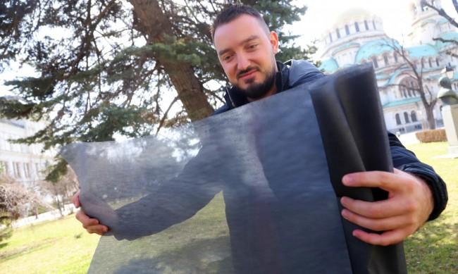 Българи създадоха мрежа, непропускаща мръсен въздух