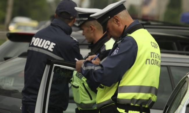 Рекордни проби и опити за подкуп по време на акция на Пътна полиция
