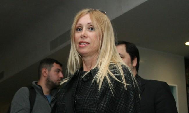 Кристина Димитрова е втора в листата на ВМРО в Кюстендил