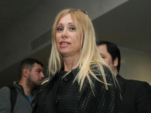 Певицата Кристина Димитрова е втора в листата на ВМРО в