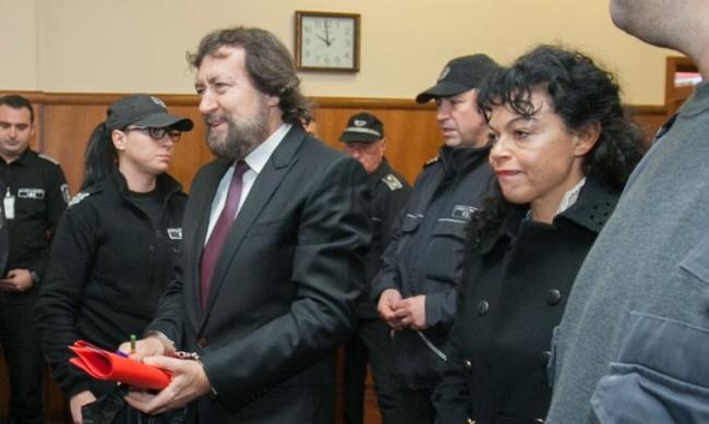 Николай Банев се заразил с  COVID-19 в ареста