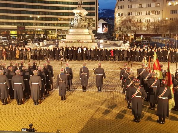На Националния празник на България - 3 март (сряда), Националната