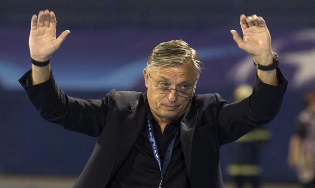 Почина бившият хърватски селекционер Златко Кранчар