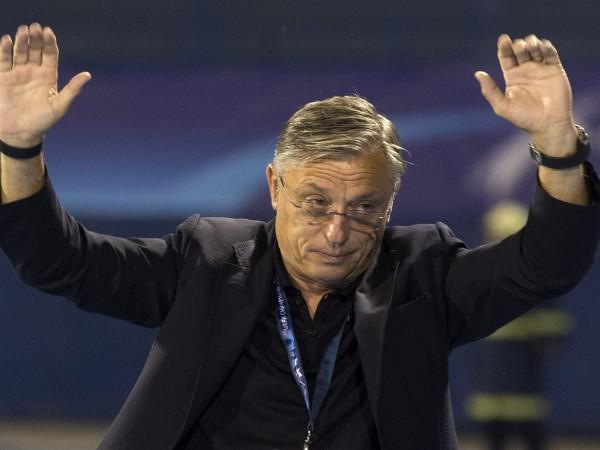 На 64-годишна възраст почина прочутият хърватски треньор Златко Кранчар, който