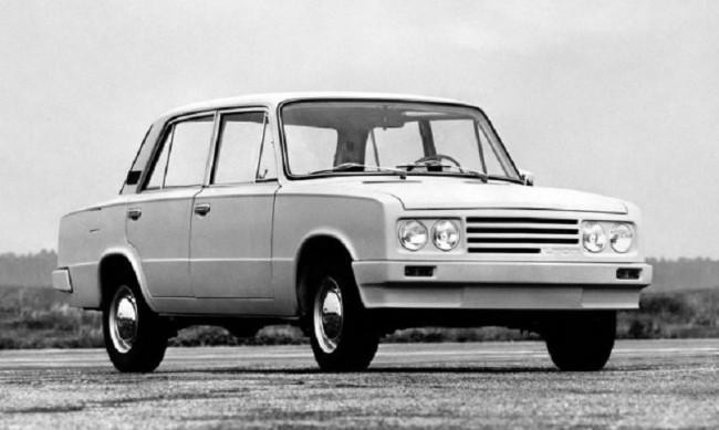 Кои са автомобилите, които можеха да спасят имиджа на СССР?