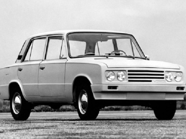 Когато се замислим за автомобилостроенето на някогашния СССР, в ума