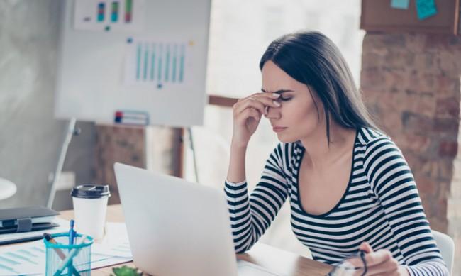 6 начина да намалите главоболието, докато работите на компютър