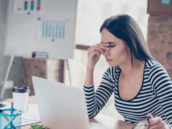 Главоболието може да ви връхлети, докато сте на работа, още