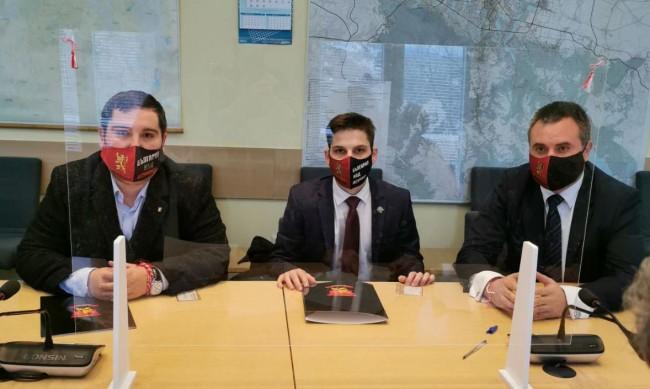 ВМРО регистрира листите, 30% в тях са гражданска квота