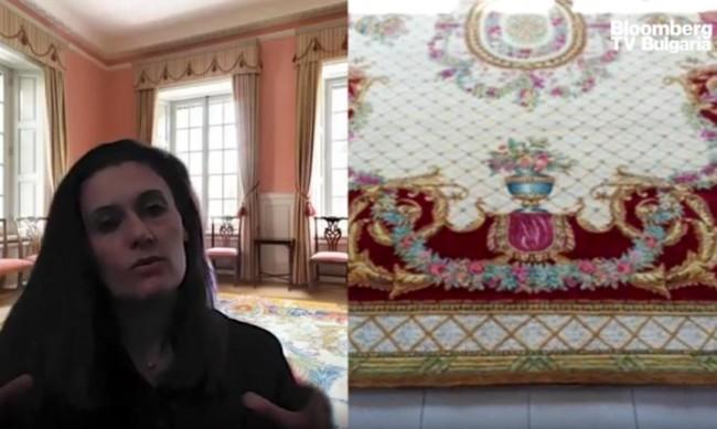 Български ръчно тъкани килими стигат до САЩ и Европа