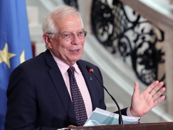Върховният представител по външната политика и сигурността Жозеп Борел определи
