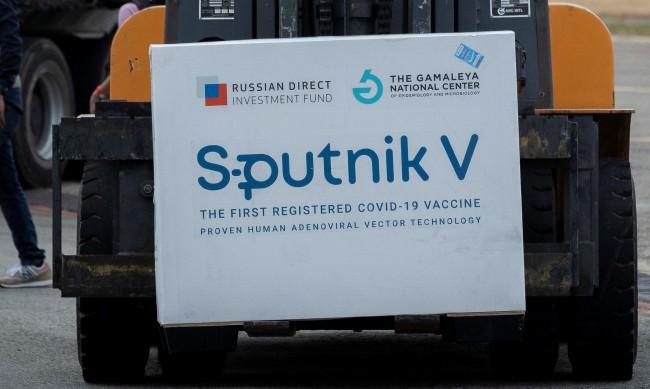 В Словакия разрешиха руската ваксина Спутник V