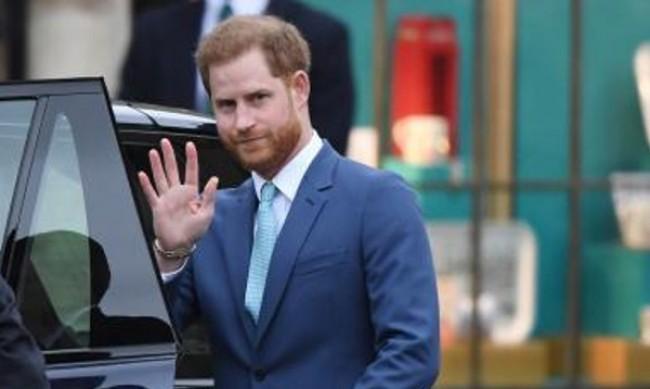 """Какво мисли принц Хари за филма """"Короната""""?"""