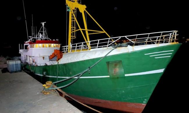 Арест за български моряци, на кораба им - кокаин за $40 млн.
