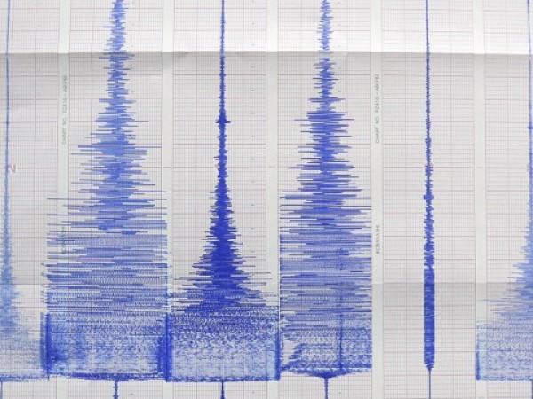 Силното земетресение, което разтърси днес Гърция, не ни застрашава, увери