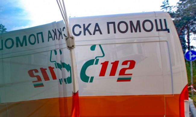 Петима пострадаха при катастрофа в Кюстендил