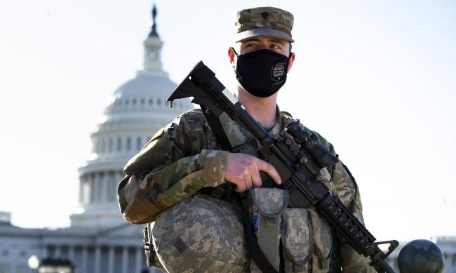 Сигнал за ново нападение от крайнодесни в Капитолия