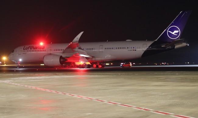 Lufthansa с рекордна загуба от 6.7 млрд. евро за 2020 г.