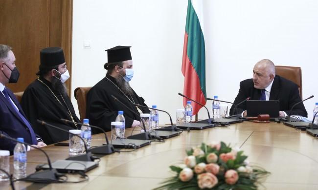 Борисов: Само разбирателството може да ни изведе напред