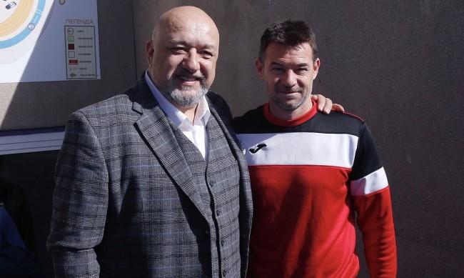 Кралев се срещна със спортните клубове от Велико Търново