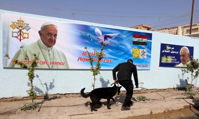 Посещението на папата в Ирак - най-опасната му мисия досега