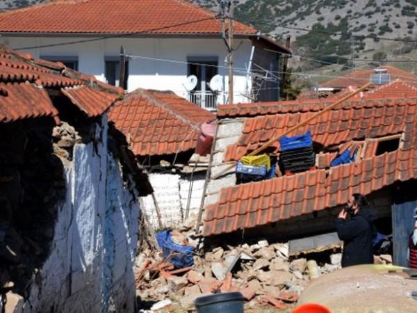 Продължават вторичните трусове в Гърция след вчерашното земетресение с магнитуд