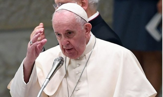 Папа Франциск е на първото си посещение в Ирак
