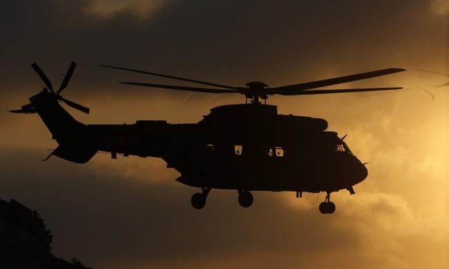 Турски военен хеликоптер се разби, 11 загинаха