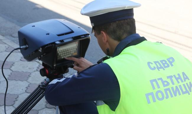 """""""Пътна полиция"""" включва всички камери в битката с джигитите"""