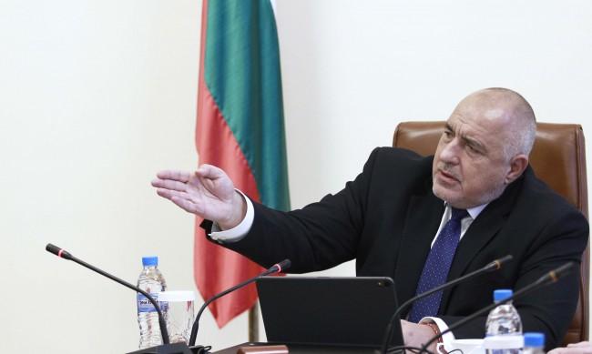 Борисов: Ще постигнем 2 000 лв. средна заплата и нагоре