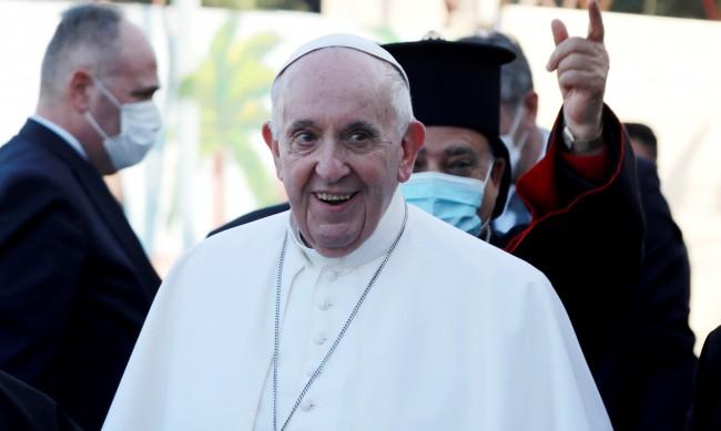 Папа Франциск в Багдад: Никой да не бъде смятан за гражданин втора категория