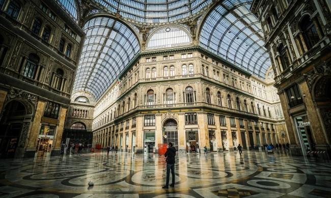 В Италия действа забраната за придвижване между областите