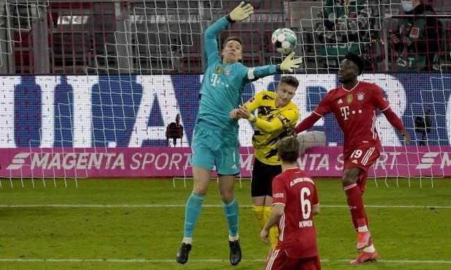 Байерн с исторически обрат срещу Дортмунд