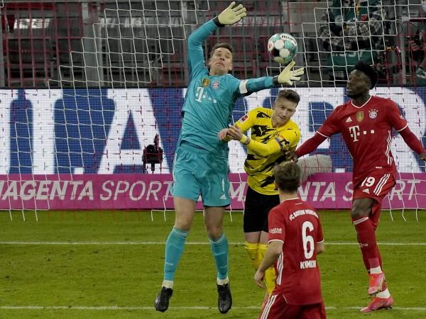 Снимка: Байерн с исторически обрат срещу Дортмунд
