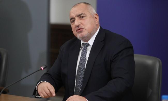 Борисов убеден: Преди 4 години обещахме, всичко изпълнихме